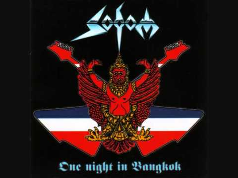 Sodom – M-16 (Live From One Night In Bangkok)