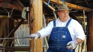 Live Keith Rucker Shop Tour at the Georgia Museum of Agriculture