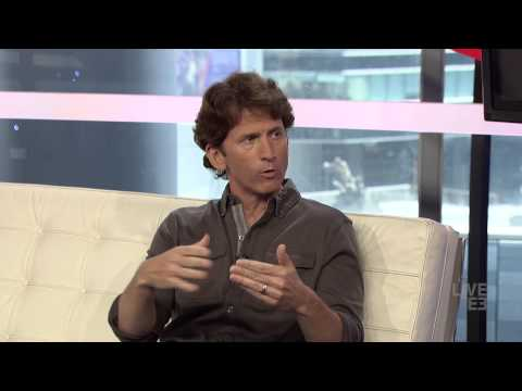 Fallout 4 Interview with Todd Howard [E3 2015]