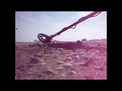 GARRET 250 TEST  beach hunt – spiaggia di CAORLE (VE)