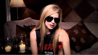 Avril Lavigne Fan Q&A
