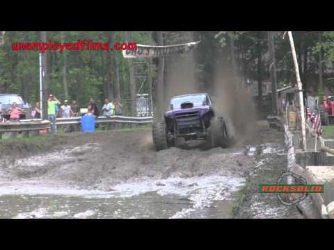 Bad Company Mud Racing 2012