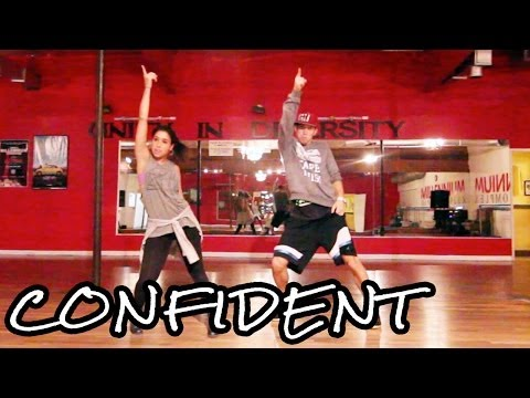 Confident - Justin Bieber Dance (mobile Version) | mattsteffanina Choreography - Roshaawn Cover video
