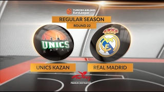 УНИКС : Реал Мадрид