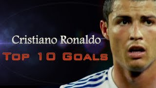 Cristiano Ronaldo - Top 10 Goals Ever | HD