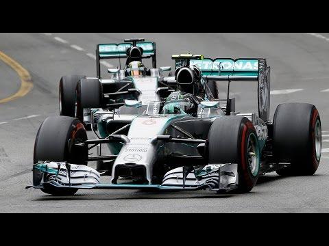 Lewis Hamilton takes his first Monaco GP pole position