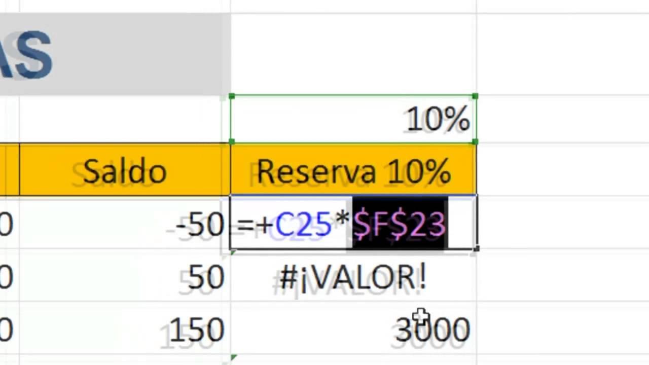 Excel - Nivel Básico - Tutorial #4