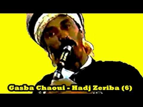 Gasba chaoui - Hadj zeriba