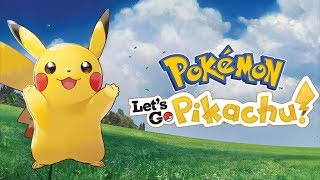 Pokémon Let's GO Pikachu 8e gym + Elite 4