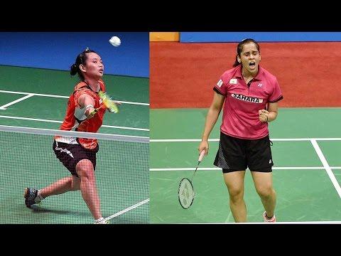 Saina Nehwal loses to Wang Yihan, out of Badminton Asia Championship | Oneindia News