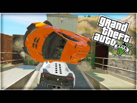 'highest Fall!' Gta 5 Funny Moments (with The Sidemen) video