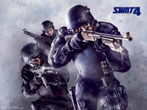 Spēlējam SWAT 4 -