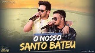 MATHEUS E KAUAN - NOSSO SANTO BATEU | Letra