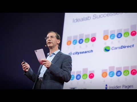 Bill Gross: The single biggest reason why startups succeed