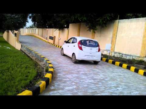 Rto Driving Test Track ▶ Rto Rajkot Driving Test