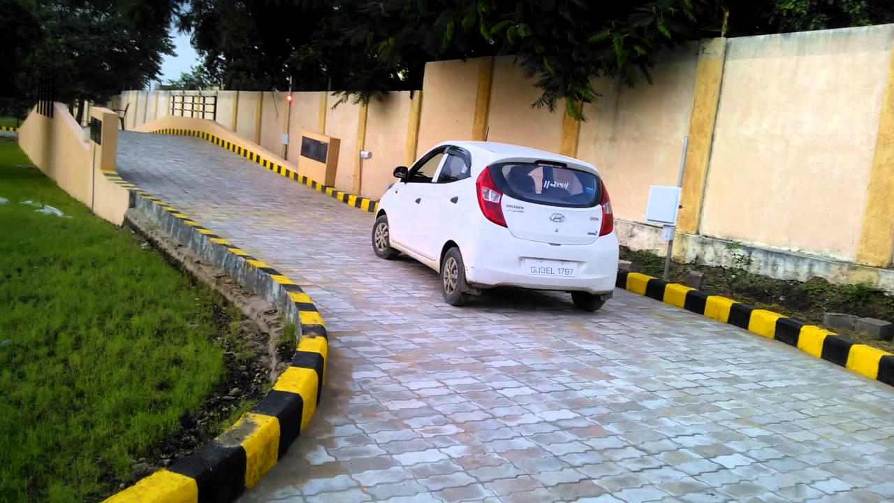 Rto Driving Rto Rajkot Driving Test Track2