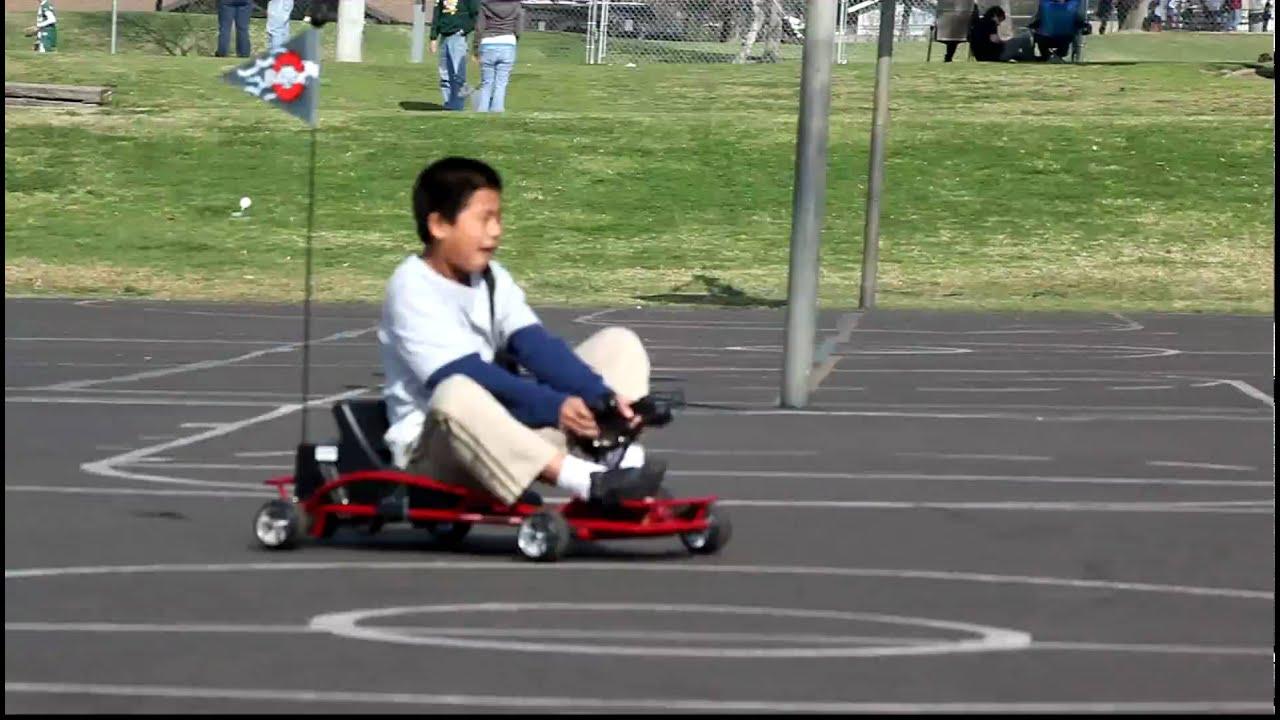 Electric Razor go Kart Razor Ground Force Electric go