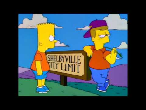 The Simpsons - Springfield vs  Shelbyville