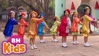 Bé Chút Chít, Quà Mùng 8 Tháng 3 - Nhạc Thiếu Nhi Vui Nhộn Cho Bé Ăn Ngon