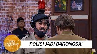Masa Polisi Disuruh Main Barongsay