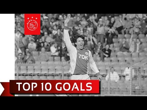 TOP 10 GOALS - Marco van Basten