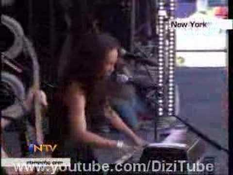 gimme shelter - keith urban & alicia keys LIVE EARTH 2007