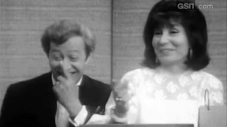 What's My Line? - Betty Comden & Adolph Green; PANEL: Kevin McCarthy, Phyllis Newman (Jul 2, 1967)