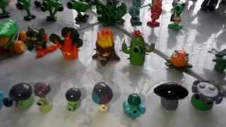 Plants Vs. Zombies 1 & 2: All plants figures collection