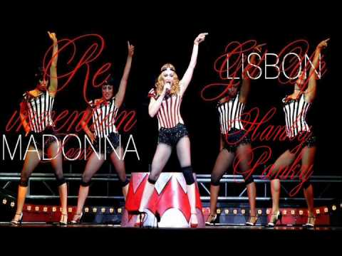 Madonna - Hanky Panky (Live From The Re-Invention Tour In Lisbon)