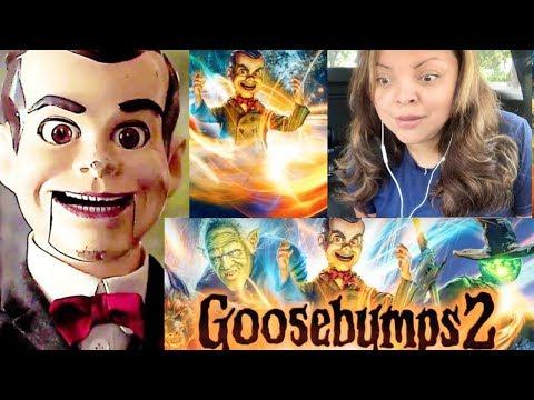 GOOSEBUMPS 2 Trailer Reaction | Haunted Halloween