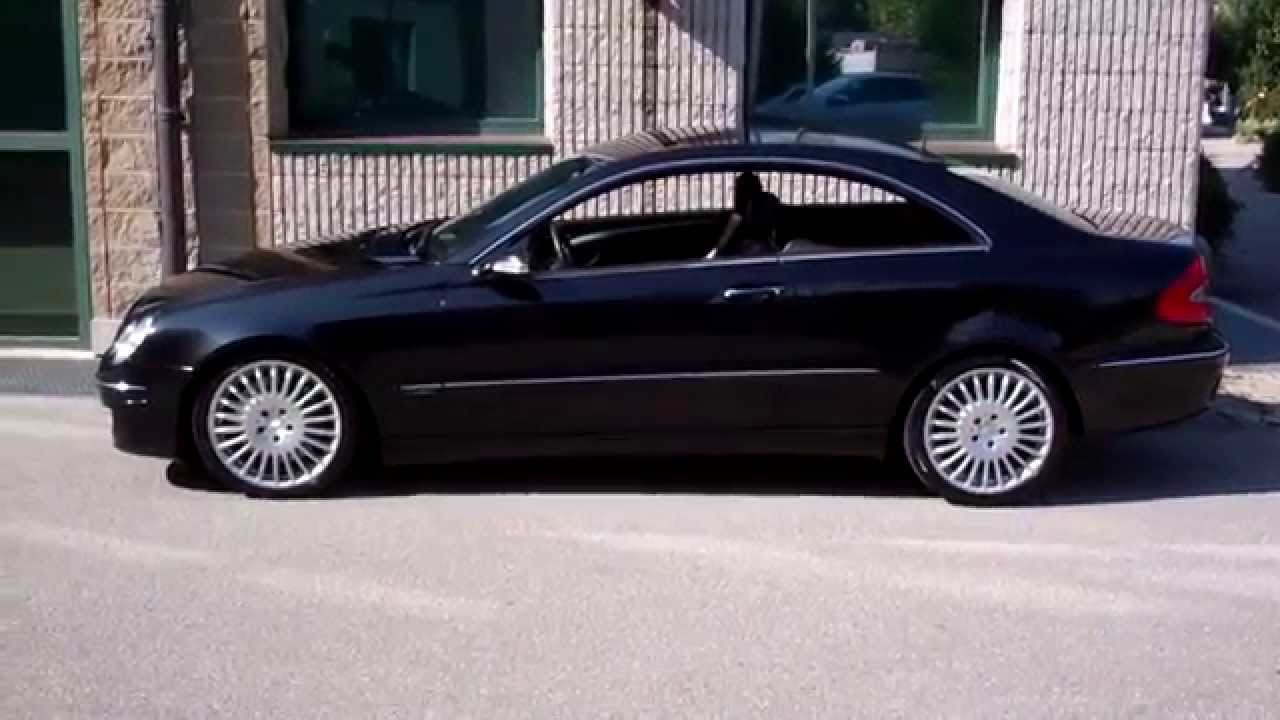 2006 mercedes benz clk 320 cdi avantgarde youtube. Black Bedroom Furniture Sets. Home Design Ideas
