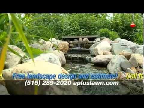 A+ Lawn and Landscape (TV Commercial #2)