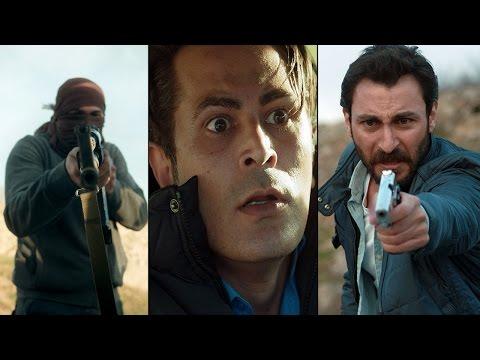 İsimsizler 4. Bölüm - Sinan, tehdit olarak gördüğü Mahmut'u öldürüyor!