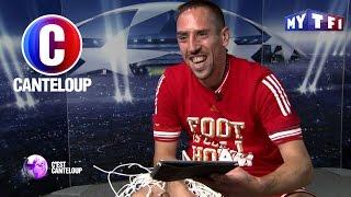 C'est Canteloup - Les Conseils de beauté de Franck Ribéry