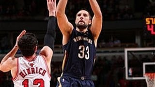 Ryan Anderson Explodes for 36 Points in 3OT Win Over Bulls