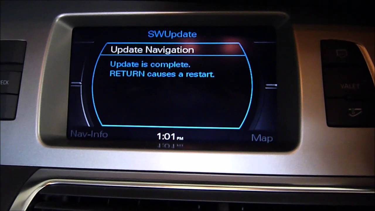 Audi Navigation Dvd North America