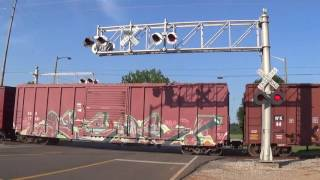 Southeast US Railroad Crossings 2016