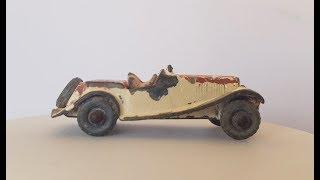 MATCHBOX Restoration No 19a MG Midget TD 1955