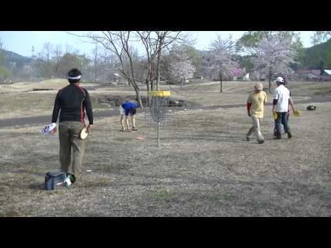 April 27, 2014  Hanami BBQ & Disc Golf Monthly Part2