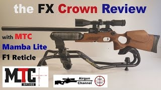 the FX Crown Review (World's Best Air Rifle)