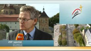 23-09-2011 ZDF live aus Erfurt ECKIGER TISCH