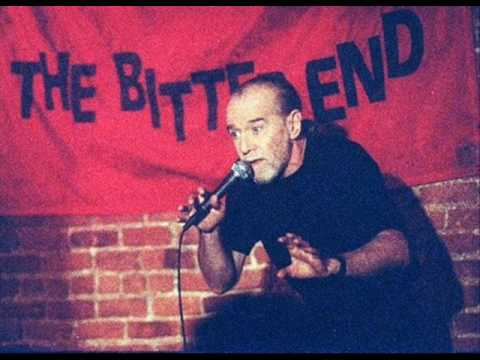George Carlin - Conspiracy Theorists