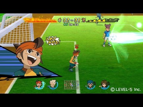 How To Download Inazuma Eleven Strikers For Free Full Pc Game Working100% (4shared ) video