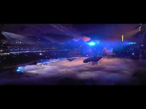 Opening Ceremony Sochi 2014: Countdown, Dream, Olympic Rings