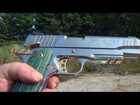 Taurus PT 1911 AR 45acp Pistol