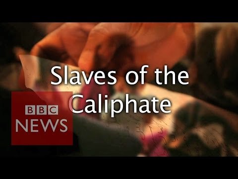 Yazidi women: Slaves of the Caliphate
