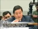 John Yoo on torture