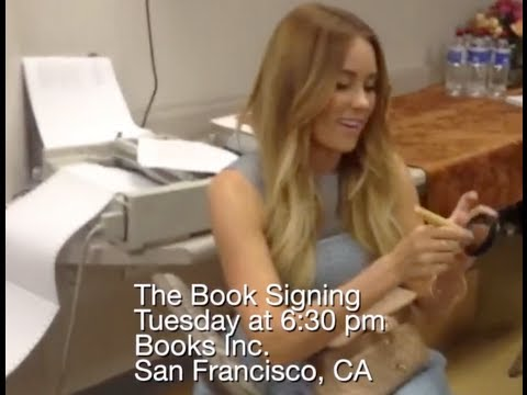 Book Tour: 24 Hours with Lauren Conrad