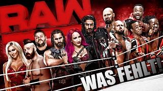 Was bei WWE RAW absolut FEHLT! (Deutsch/German)
