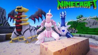 Minecraft Pixelmon+ Tập 38: Bộ Ba Quyền lực Hay Là Dusk ball Quyền lực